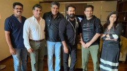 Mohanlal And VA Shrikumar's Next Is Titled 'Mission Konkan'