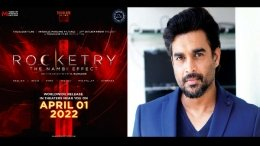 Rocketry The Nambi Effect To Hit Screens In April 2022