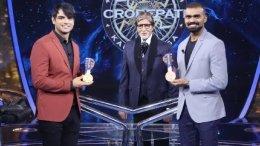 KBC 13: Neeraj Chopra And PR Sreejesh Grace The Show