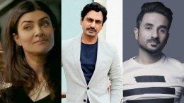 Nawazuddin & Vir Das Bag International Emmy Nods