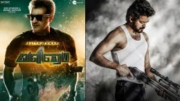 Valimai And Beast To Clash On Pongal 2022?