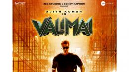 Valimai's Release Postponed Yet Again?