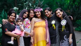 Radhika Pandit Shares More Pics From Baby Shower!