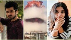 Kollywood Celebs React To Beirut Explosion!
