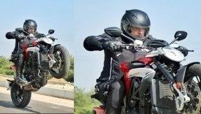 Ajith's New Stills From Valimai Sets Go Viral!
