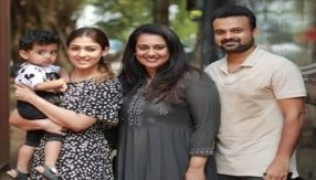 Nayanthara Spends Quality Time With Kunchacko Boban's Family