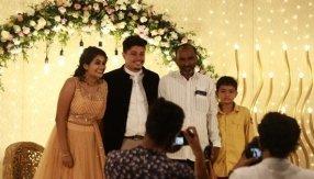 Alina Padikkal Gets Engaged To Beau Rohit P Nair