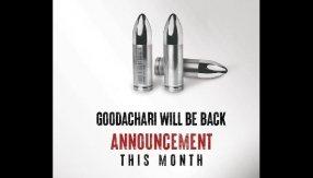 Goodachari Sequel Announcement In August