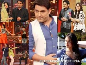 If Kapil Sharma Romanced Sunny Leone, Anushka Sharma, Alia Bhatt, Deepika...In Bank Chor...(Pics)