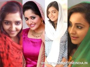 Mollywood Actresses' Ramadan Special Pics