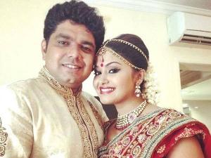 In Pics: Shritha Sivadas Marries Deepak Nambiar