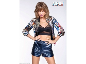 Taylor Swift Talks About Kanye West, Nicki Minaj Feud & More On NME
