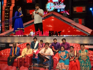 Crazy Star Ravichandran To Judge 'Sa Re Ga Ma Pa'!