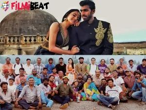 Vinay Rajkumar Starrer 'Run Antony' Completes Shooting!