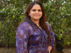 Vidyullekha Raman Excited About Television Debut
