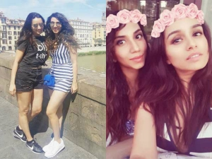 Shraddha Kapoor Holidays In Italy With Her Bestie Eshanka Wahi! View Pictures