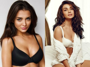 Amy Jackson Has Nothing To Wear As She Loses Her Bag On The Way To Bangkok! Shops At A Local Market!
