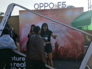 #SunburnWithOPPOF5: Visit The OPPO Selfie Cafe At The Sunburn Festival & You Might Win An OPPO F5