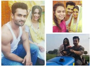 Dipika & Shoaib Kick-start Their Wedding Festivities In Filmy Style; Check Out Haldi Ceremony PICS