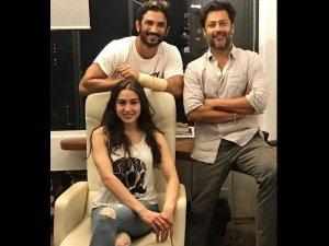 BACK ON TRACK! Sara Ali Khan's Debut Film Kedarnath Is NOT SHELVED & We Have The Proof