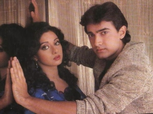Aamir Khan Was In Love With Sridevi; She Was His Number One Favourite