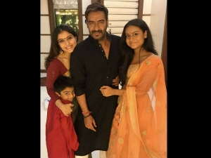 SAD! It Was Tough For Ajay Devgn To Let Our Daughter Nysa Shift To Singapore: Kajol