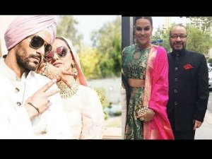 Was Neha Dhupia Pregnant Before Marrying Angad Bedi? Read This Before Reacting To Rumors!