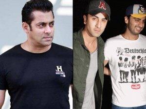 Salman Khan Takes A Massive Dig At Young Actors; Is He Targeting Ranbir Kapoor & Arjun Kapoor?