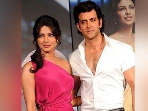 Priyanka Chopra Is Like A Chameleon; When Hrithik Roshan Wanted To Help Her But She Got Angry