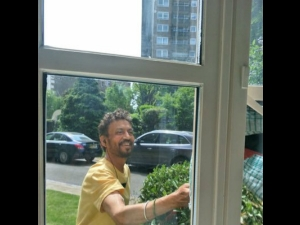 Irrfan Khan Battles High-Grade Cancer With A Smile; Posts A Happy Photo Celebrating Life!