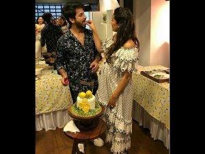 Mira Rajput's Baby Shower Pics: From Lemon Cake To Hubby Shahid Kapoor's Cute Antics!