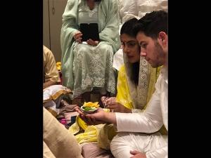 Twitter Reacts To Priyanka Chopra & Nick Jonas' Roka; Praises Him For Respecting Indian Culture