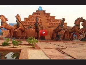 WATCH: Making Of Baahubali