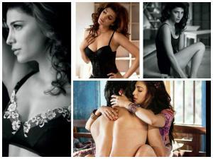 B'Day Spl: Shruti Haasan Exposing Her Hot Body In Lingerie