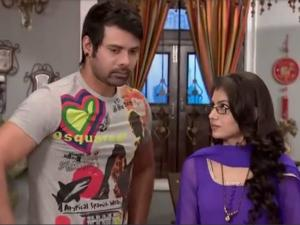 KB: Abhi Sandwiched Between Pragya, Tanu