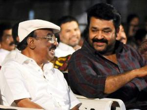 Mohanlal And IV Sasi Join Hands After 14 Years!