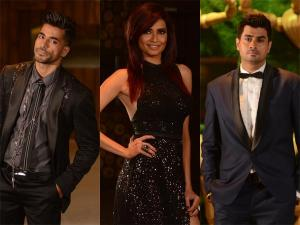 Bigg Boss 8 Top 3 Contestants - Gautam, Karishma, Preetam!