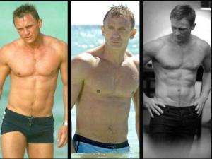 Daniel Craig's Birthday: Shirtless Pics of Handsome Bond!