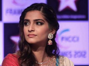 Sonam Kapoor Tests Positive For Swine Flu