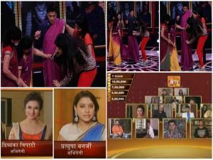 IPSSK: SRK Wears Sari; Divyanka, Pratyusha Ask Questions
