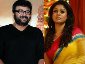 Nayantara And Jayaram In Trouble!