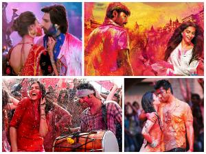 Happy Holi 2015: How Bollywood Gen Next Celebrated Holi