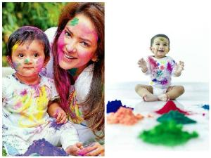 OH FRESH! Special Holi Celebrations In Tollywood