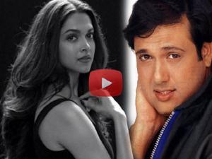 Watch: Deepika's 'My Choice' Vs Govinda's 'Meri Marzi'
