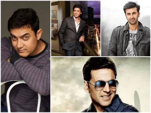 Shahrukh To Ranbir: Actors' Latest Endorsement Fee Revealed