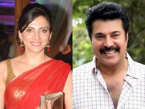 Mammootty To Romance Mansi Sharma