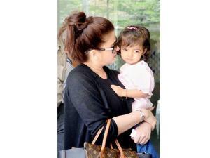 Aishwarya Rai's Daughter Aaradhya Is Inquisitive: Amitabh