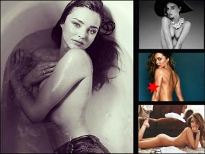 Happy Birthday Miranda Kerr: 11 Times She Stripped
