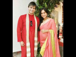 Wow! Actor Vivek Oberoi Is Blessed With A Baby Girl