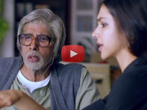 Piku Promo: Big B Makes Deepika Padukone Frustrated (Clip)